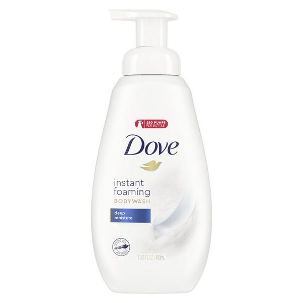 Dove Instant Foaming Body Wash Deep Moisture MirchiMasalay