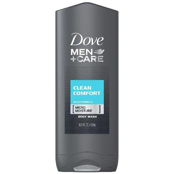 Dove Men+care Body Wash And Face Wash Clean Comfort MirchiMasalay