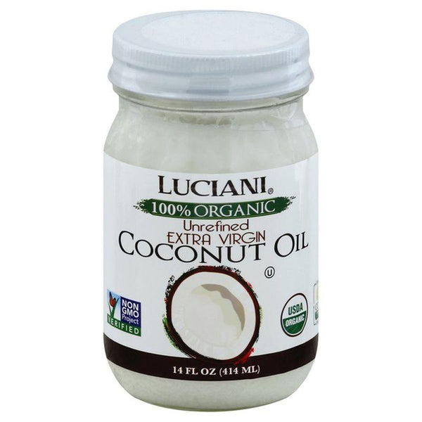 Luciana Organic Coconut Oil Oil MirchiMasalay