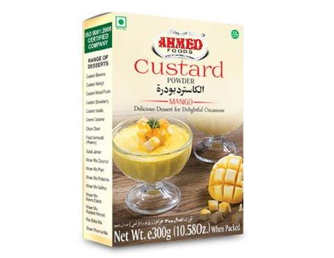 Ahmed Mango Custard Instant Mix MirchiMasalay