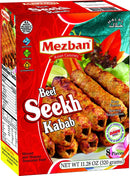 Mezban Beef Seekh Kabab ( 8 pcs) - MirchiMasalay