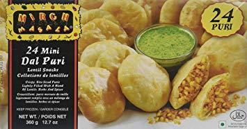 Mirch Masala Mini Dal Puri (24 pcs) - MirchiMasalay