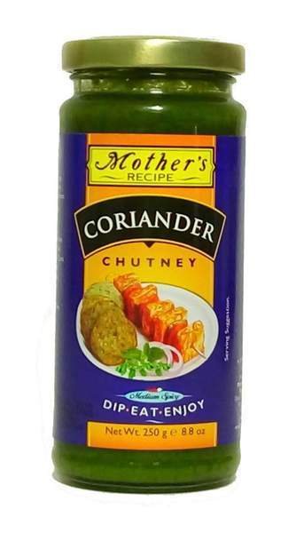 Mother's RecipeCoriander Chutney - MirchiMasalay