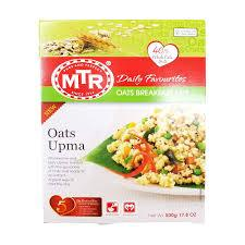 MTR Oats Upma MirchiMasalay