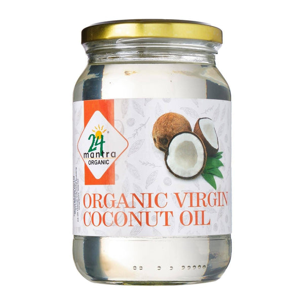 24 Mantra Organic Virgin Coconut Oil MirchiMasalay