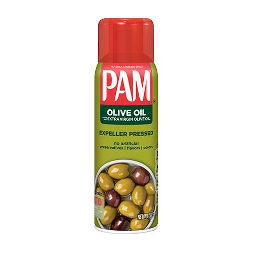 Pam Spray With Olive Oil Oil MirchiMasalay