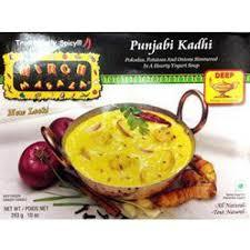 Mirch Masala Punjabi Kadhi - MirchiMasalay