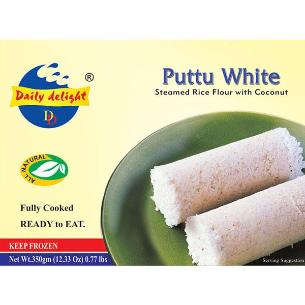 Daily Delight Puttu White - MirchiMasalay