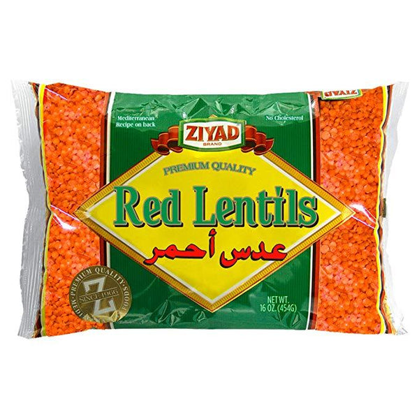 Ziyad Red Lentils MirchiMasalay
