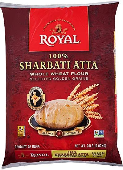 Royal Sharbati Atta - MirchiMasalay