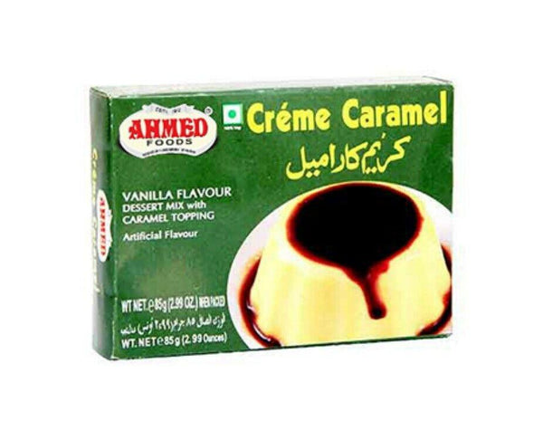 Ahmed Creme Caramel Instant Mix MirchiMasalay