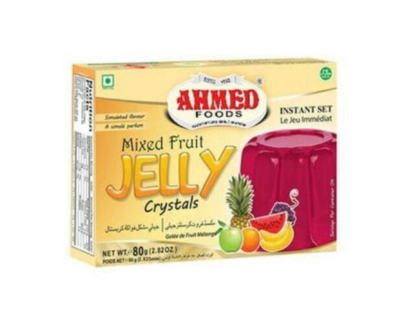 Ahmed Mixed Fruit Jelly Crystals Instant Mix MirchiMasalay