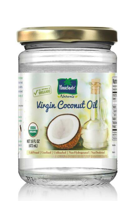 Parachut Organic Virgin Coconut Oil Oil MirchiMasalay