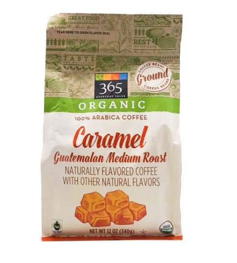 Organic Caramel Coffee - Ground MirchiMasalay