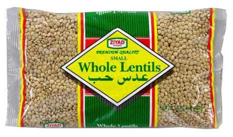 Ziyad Small Whole Lentils MirchiMasalay