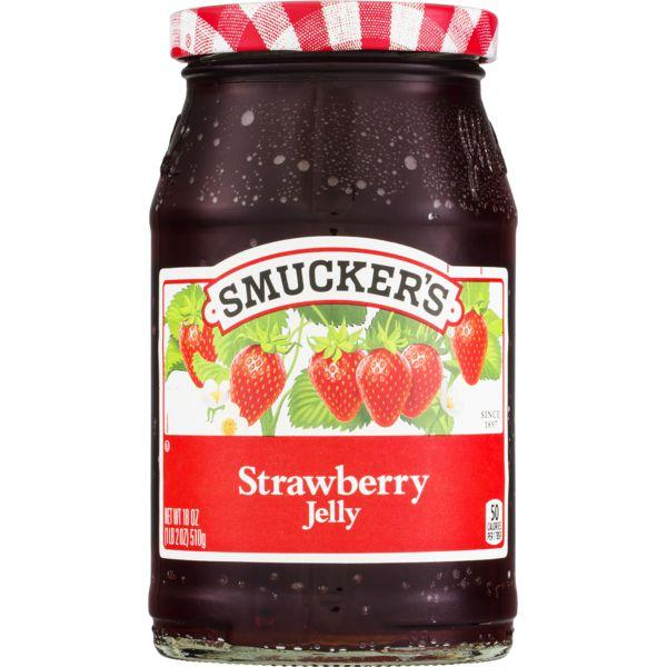 Smucker's Strawberry Jelly MirchiMasalay