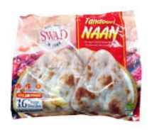 Swad Naan (16 pcs) MirchiMasalay