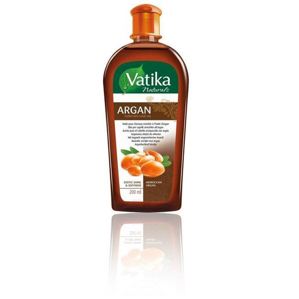Vatika Moroccon Argan Hair Oil MirchiMasalay