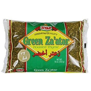Ziyad Green Za'atar MirchiMasalay