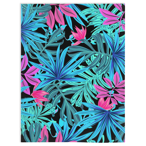 Tropical Minky Blankets (formerly Velveteen Blankets)