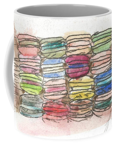 A Feast Of Macarons - Mug