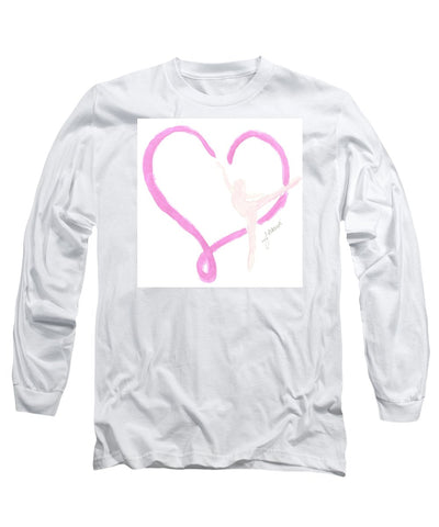 Balletic Heart - Long Sleeve T-Shirt