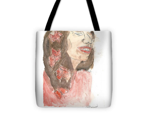 Butterfly Beauty - Tote Bag