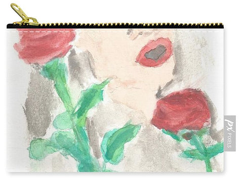 Drowning Rose - Carry-All Pouch
