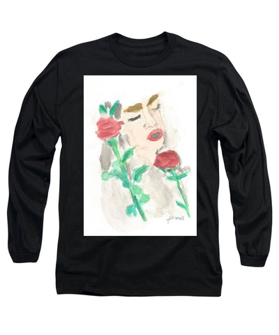 Drowning Rose - Long Sleeve T-Shirt