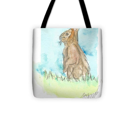 Easter Bunny - Tote Bag