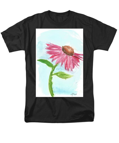 Echinacea - Men's T-Shirt  (Regular Fit)