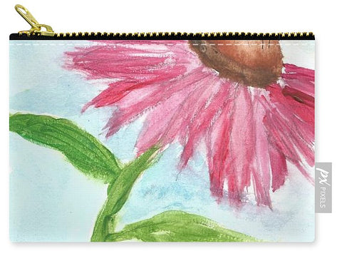 Echinacea - Carry-All Pouch