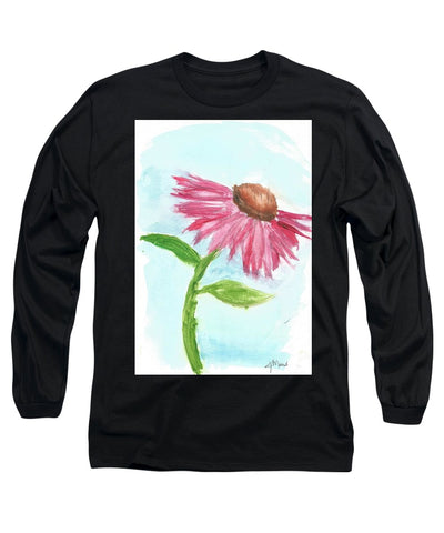 Echinacea - Long Sleeve T-Shirt