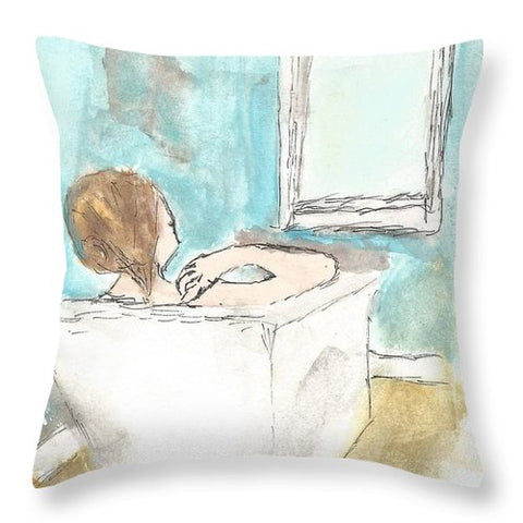 Fanciful - Throw Pillow