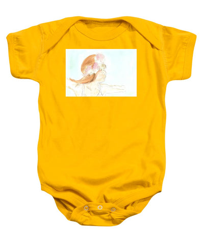 Flights She Fancied - Baby Onesie