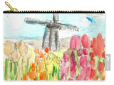 Holland In Spring - Carry-All Pouch