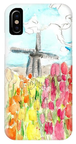 Holland In Spring - Phone Case