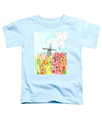 Holland In Spring - Toddler T-Shirt