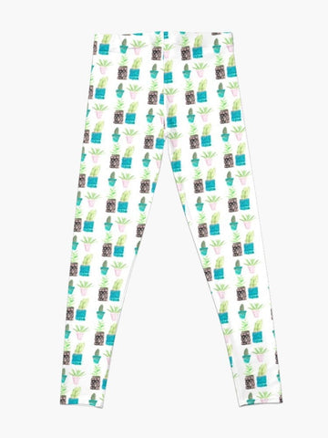 Succulentus Bellus Leggings