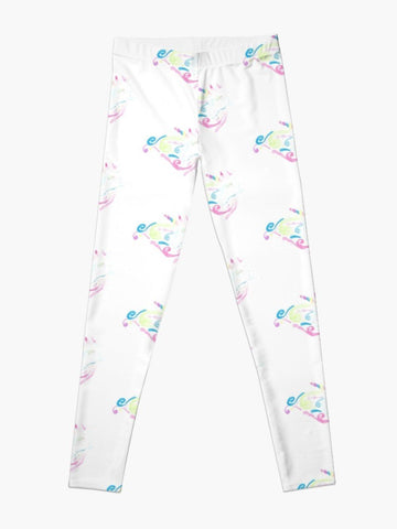 Unicorn Dreams Knit Leggings