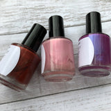 Handcrafted Opalescent Nail Polish