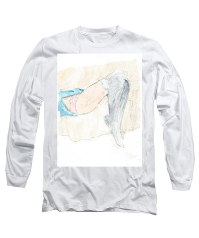 Lazy Day - Long Sleeve T-Shirt