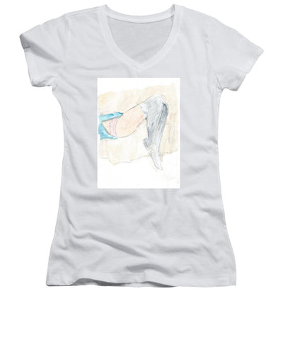 Lazy Day - Women's V-Neck