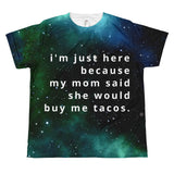 Buy Me Tacos youth T-shirt