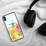 Holland in Spring iPhone Case