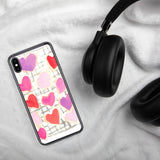 Valentine's Cookies iPhone Case