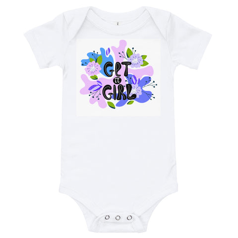 Get it Girl infant bodysuit