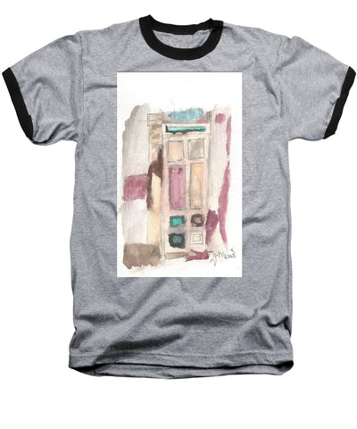 One Door Closes - Baseball T-Shirt