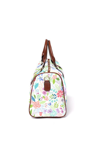 Floral Travel Bags
