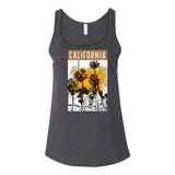 Palm Tree Women's Relaxed Jersey Tank